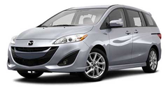 2012 - 2017 Mazda5 Genuine Mazda Interior & Exterior Accessories from MazdaShop.ca
