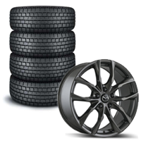 Winter Tire Packages | Mazda3 & Mazda3 Sport