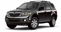 2008 - 2011 Mazda Tribute Genuine Mazda Interior & Exterior Accessories from MazdaShop.ca