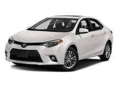 2012 - 2016 Toyota Corolla Winter Tires