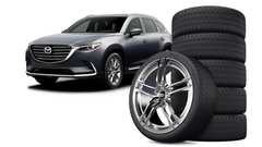 All Season & Summer Tires | Mazda CX-9 (2016 - 2021)