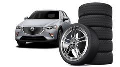 All Season & Summer Tires | Mazda CX-3 (2016 - 2020)