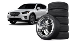 All Season & Summer Tires | Mazda CX-5 (2013 - 2021)