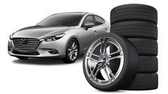 All Season & Summer Tires | Mazda 3/Mazda 3 Sport (2014 - 2021)