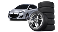 All Season & Summer Tires | Mazda 5 (2006 - 2017)