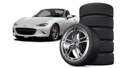 All Season & Summer Tires | Mazda MX-5 & MX-5 RF (2016 - 2020)