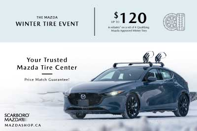 MazdaShop Winter Tire Rebates