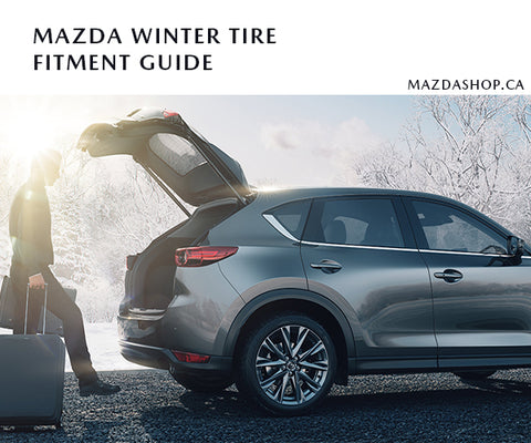 MazdaShop Winter Tire Fitment and Sizing Guide