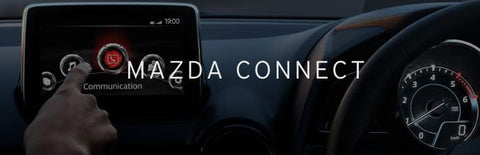 Mazda Connect Car Infortainment System