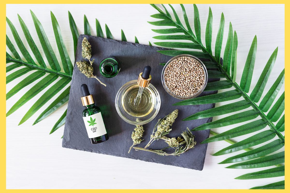 CBD vs THC: What are the options?