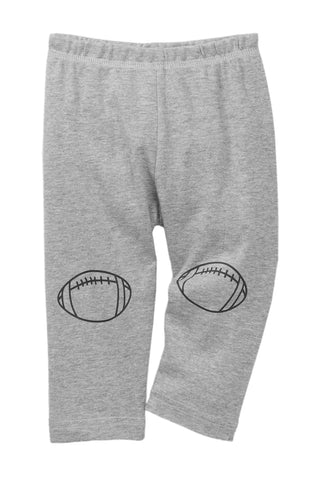 Football unisex leggings (additional colors available!)