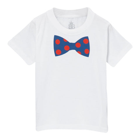 Bryce Bow Tie Tee