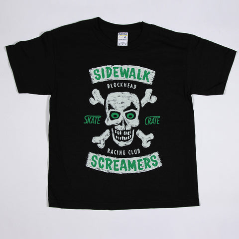 Sidewalk Screamer T-Shirt: Youth
