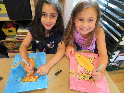 Children's Drawing & Painting