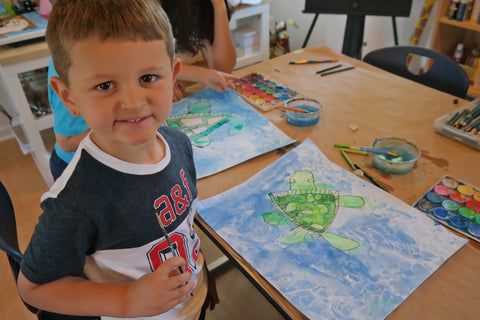 """At The Zoo"" Workshop"