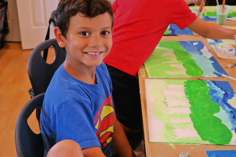 August Summer Camp Van Gogh 2019