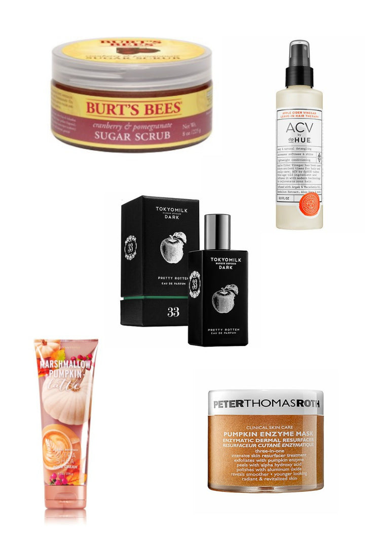 5 Fall-Inspired Beauty Products