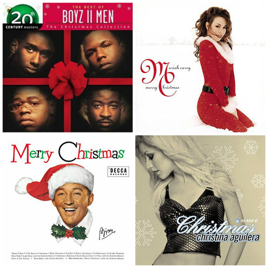 Sophia Rose Playlist: Holiday Album Edition