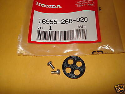 Honda MR50 Z50 CL160 MT250 CL72 CB72 CB77 CL77 CB160 CL160 seal petcock OEM