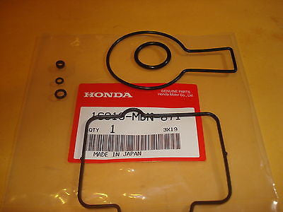 Honda XR650 XR 650 XR650R carburetor carb gasket kit OEM