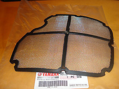 Yamaha Riva 125  XC125 XC 125 1985-2001 air filter element plate OEM