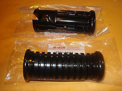 Suzuki FZ50 LT50 OR50 FZ OR LT 50 foot peg rubber set OEM