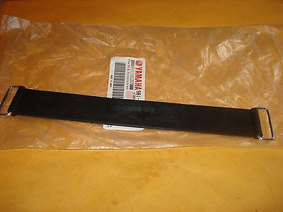 Yamaha LB50 LB80 YSR50 chappy battery strap and fuel tank strap OEM