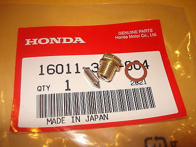 Honda S90 CL90 ATC90 CT90 ST90 SL175 CB175 CB200 carb carburetor valve set OEM