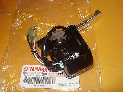 Yamaha PW50 PW 50 Y-Zinger right brake lever switch assembly OEM