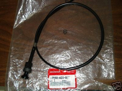 Honda CB750 CB750L CB750C CB750K CB750F CB900C CB900 CB900F choke cable OEM