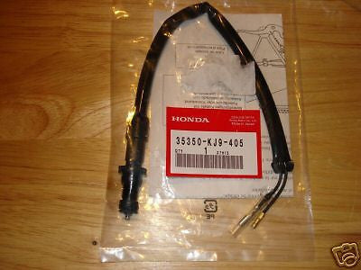 Honda XL75 XL80S XL100S XL125S XL185S XL250 XL250S XL350 rear brake switch OEM