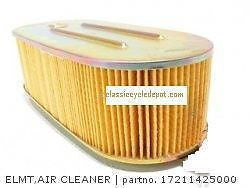 Honda CB750 CB900 CB900C CB1000 CB1100 air filter OEM