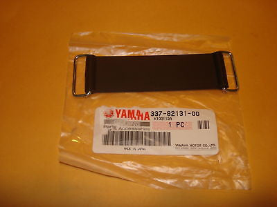 Yamaha  Warrior  CS5 RD200 FJ1200  battery strap OEM