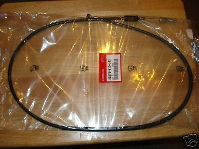 Honda XL250 XL 250 XL350 XL 350 CR125 CM250 CM250C clutch cable OEM