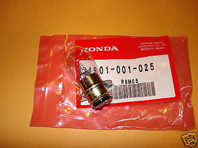Honda CL70 CT70 Z50 Z50A ST70 P50 ATC90 headlight bulb OEM