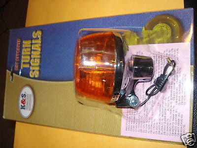 Honda CT70 XL250 XL350 CB350 CL350 front turn signal