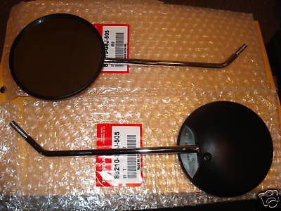 Honda NQ50 NC50 C70 Express Spree Passport mirrors OEM
