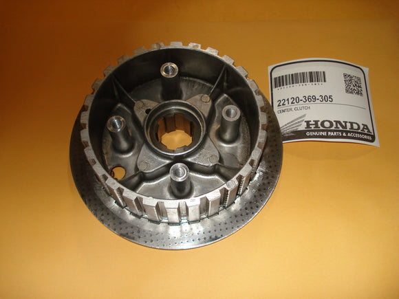 Honda CB350 CB350G CL350 SL350 CB360 CB360T CJ360 CJ360T CL360 CB CJ CL SL  350 360 clutch center  OEM
