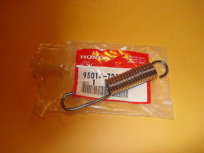 Honda C70 MR50 XR80 CR80R CB125 CB125S CL125 XR100R XL100S side stand spring OEM