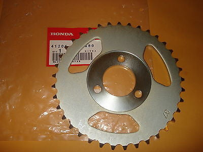 Honda Z50R Z50 Z 50 sprocket  37T assembly OEM