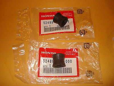 Honda MR50 CL90 S90 ST90 SL100 CL90 CB100 CL100 CB125 CL125 shock rubber set OEM