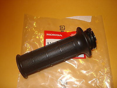 Honda XR70 XR70R CRF70 CRF70F throttle grip assembly OEM