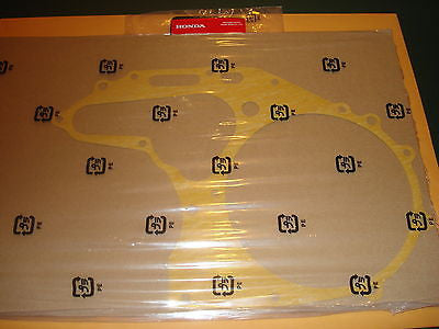 Honda TL250 XL250 XL350 left crank case cover gasket OEM