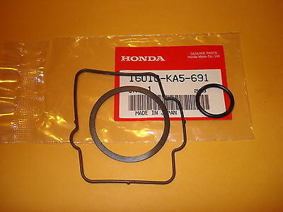 Honda CR250 CR250R CR500 CR500R carb carburetor gasket kit OEM