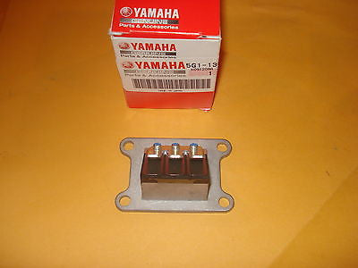 Yamaha GT80 DT80 GT DT 80 engine reed assembly OEM
