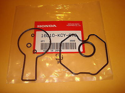 Honda XR 400 XR400 XR400R carb carburetor gasket kit OEM