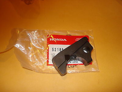 Honda CRF150F CRF150 CRF230 CRF230F chain slider lower guide OEM