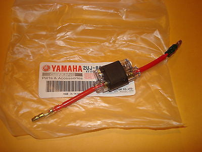 Yamaha U7E AT1 AT2 AT3 LS2 L5 R3 R5 CS3 CS5 CT1 DS6 DS7 DT125 fuse assembly OEM