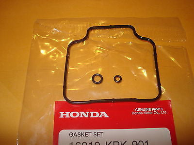 Honda CRF230L CRF230 GB500 NX650 XR650 XR650L carburetor carb gasket kit OEM