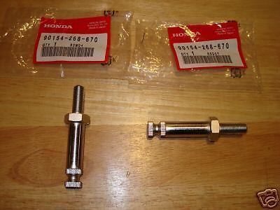 Honda CB125 CB175 CL175 CL350 XL350 CB350 CL450 CB450 CB500 CB750 signal stays